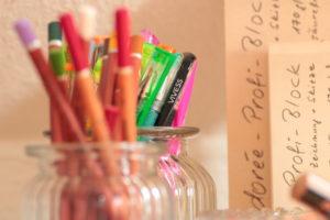 Arbeitsmaterial Kunsttherapie